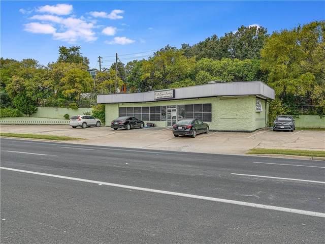 1607 E Riverside Dr, Austin, TX 78741 (#4947215) :: First Texas Brokerage Company