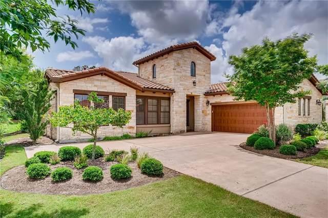 412 Belforte Ave #25, Lakeway, TX 78734 (MLS #4955836) :: Brautigan Realty