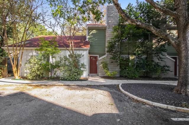3601 Manchaca Rd #122, Austin, TX 78704 (MLS #4973239) :: Vista Real Estate