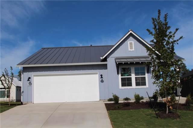 520 Freeing Oak St, San Marcos, TX 78666 (#4980935) :: Watters International