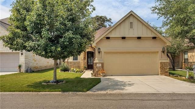 676 Carriage House #26, Spring Branch, TX 78070 (#4996097) :: Papasan Real Estate Team @ Keller Williams Realty