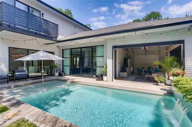 2101 Rabb Glen St, Austin, TX 78704 (#4999527) :: Papasan Real Estate Team @ Keller Williams Realty