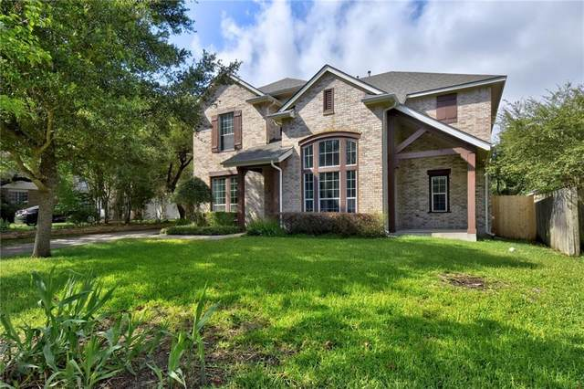 6601 Back Bay Ln, Austin, TX 78739 (#4999923) :: The Perry Henderson Group at Berkshire Hathaway Texas Realty