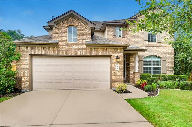 144 Copper Lake Ln, Georgetown, TX 78628 (#5009637) :: All City Real Estate