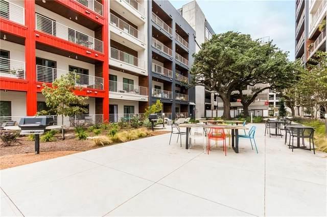 4361 S Congress Ave #529, Austin, TX 78745 (#5012025) :: Green City Realty