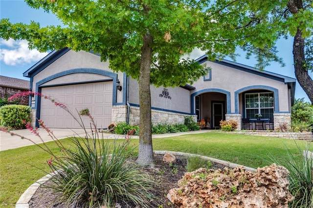 107 Trinity Ln, Georgetown, TX 78633 (#5012454) :: All City Real Estate