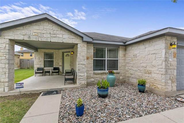 402 Bubbling Brook Dr, Hutto, TX 78634 (#5020247) :: The Perry Henderson Group at Berkshire Hathaway Texas Realty