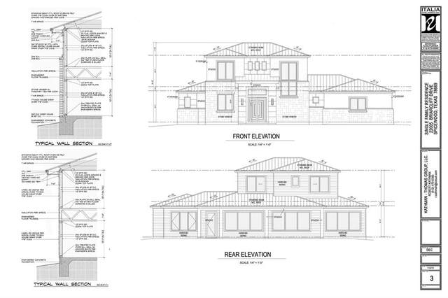 22005 Briarcliff Dr, Spicewood, TX 78669 (#5029828) :: First Texas Brokerage Company