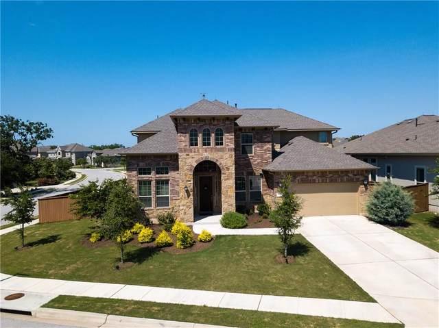 2820 Ante Up Cv, Leander, TX 78641 (#5030735) :: Papasan Real Estate Team @ Keller Williams Realty