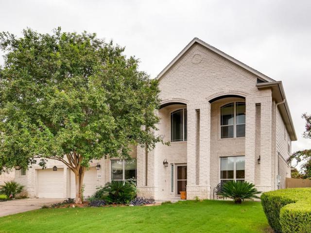 1211 Laurel Oak Trl, Pflugerville, TX 78660 (#5042045) :: Watters International
