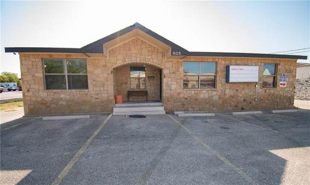 905 S Main St, Copperas Cove, TX 76522 (MLS #5050626) :: Brautigan Realty