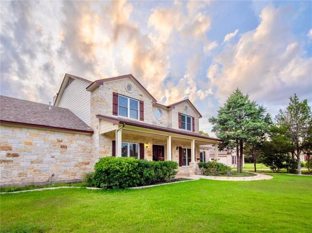 141 Colony Ct, Bastrop, TX 78602 (#5058164) :: The Perry Henderson Group at Berkshire Hathaway Texas Realty