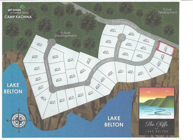 1 Lakeview Estates Dr, Morgan's Point Resort, TX 76513 (#5059275) :: Lauren McCoy with David Brodsky Properties
