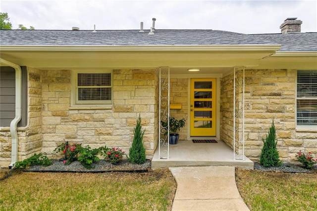 1402 E 16th St, Georgetown, TX 78626 (#5061711) :: The Heyl Group at Keller Williams