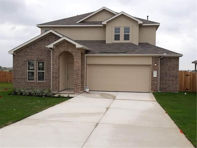6409 Laurencia Pl, Round Rock, TX 78665 (#5069608) :: Watters International