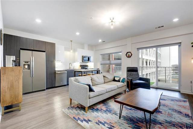 4361 S Congress Ave #411, Austin, TX 78745 (#5070500) :: The Summers Group