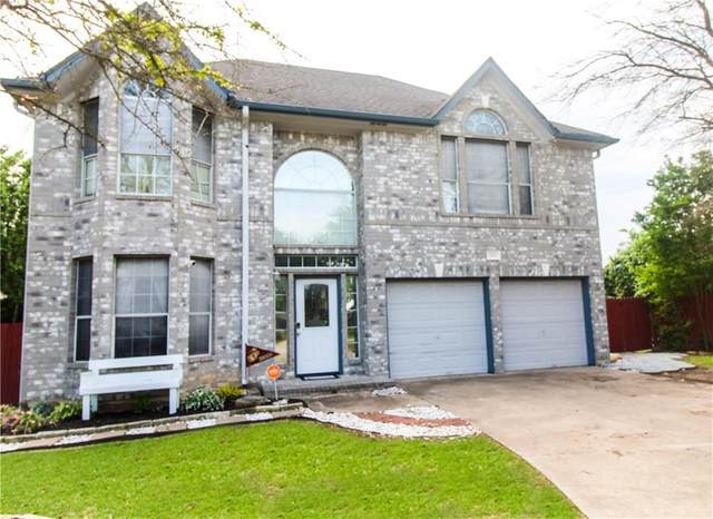 109 S Carriage Hills Dr, Georgetown, TX 78626 (#5071154) :: The Summers Group