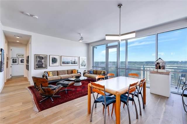 222 West Ave #2106, Austin, TX 78701 (#5076526) :: Papasan Real Estate Team @ Keller Williams Realty
