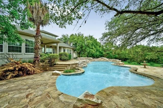 5301 Laguna Cliff Ln, Austin, TX 78734 (#5083147) :: Papasan Real Estate Team @ Keller Williams Realty