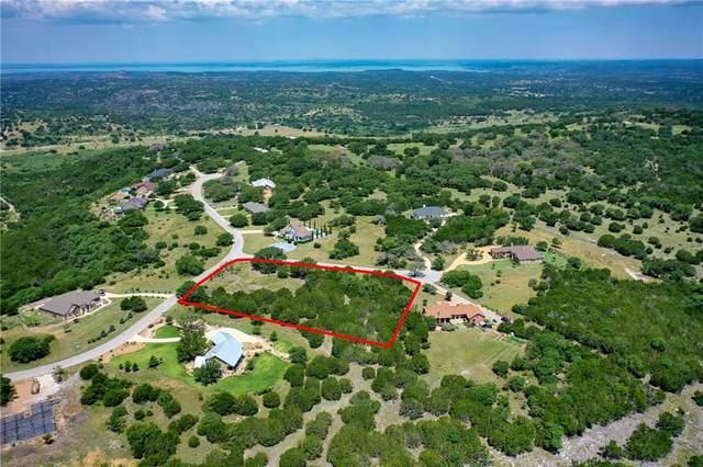 421 Eagle Rdg, Burnet, TX 78611 (#5087439) :: Zina & Co. Real Estate