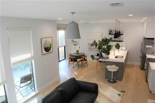 1714 Justin Ln A, Austin, TX 78757 (#5102046) :: Zina & Co. Real Estate