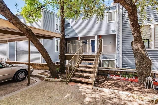 606 W Lynn St #7, Austin, TX 78703 (#5115094) :: RE/MAX Capital City