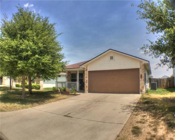 317 Shale Dr, Jarrell, TX 76537 (#5125442) :: Watters International