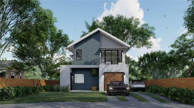 734 Gunter St A, Austin, TX 78702 (#5137566) :: Azuri Group | All City Real Estate