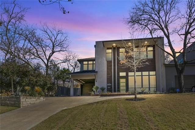 2415 Hartford Rd A, Austin, TX 78703 (#5140254) :: The Heyl Group at Keller Williams