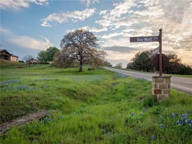 Lot 3003-A Bay West Blvd, Horseshoe Bay, TX 78657 (#5157298) :: First Texas Brokerage Company