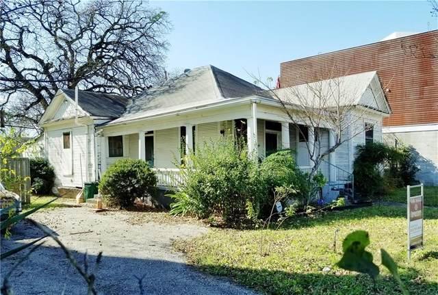 1119 E 11th St, Austin, TX 78702 (MLS #5159349) :: Brautigan Realty