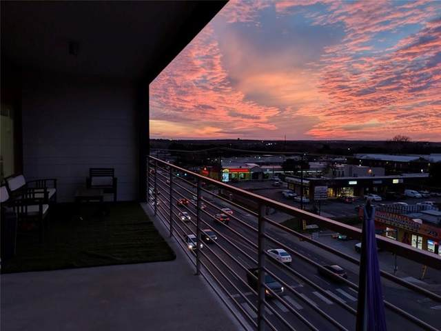 4361 S Congress Ave #501, Austin, TX 78745 (#5160110) :: The Summers Group