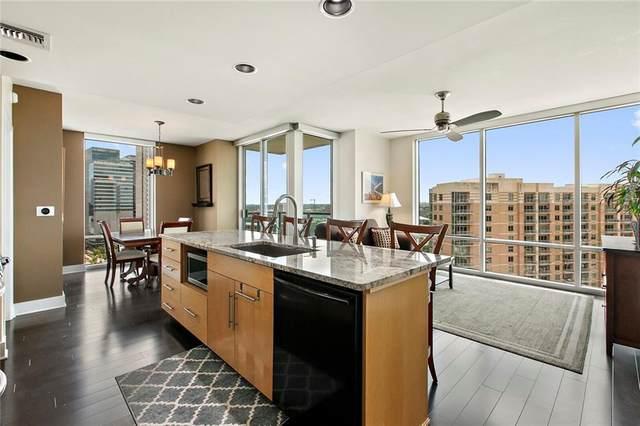 300 Bowie St #1703, Austin, TX 78703 (#5163367) :: Ben Kinney Real Estate Team