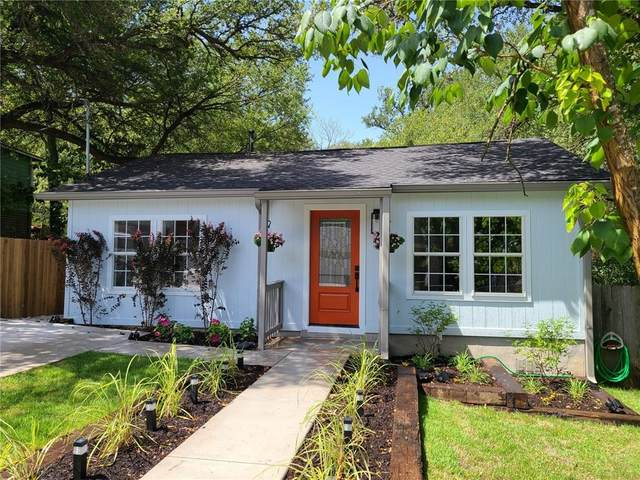 1196 E M Franklin Ave #1, Austin, TX 78721 (#5170832) :: Papasan Real Estate Team @ Keller Williams Realty