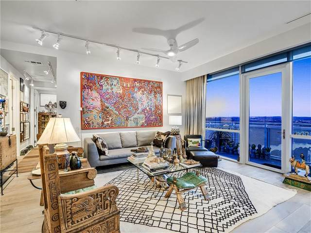 222 West Ave #2906, Austin, TX 78701 (#5178079) :: Green City Realty