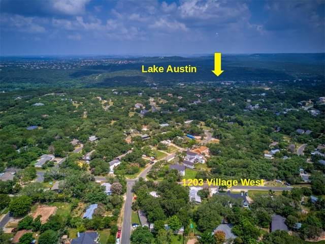 1203 Village West Dr, Austin, TX 78733 (#5180889) :: Watters International