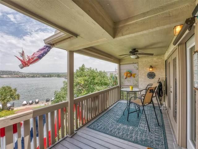101 Island Dr L, Horseshoe Bay, TX 78657 (#5184274) :: Zina & Co. Real Estate
