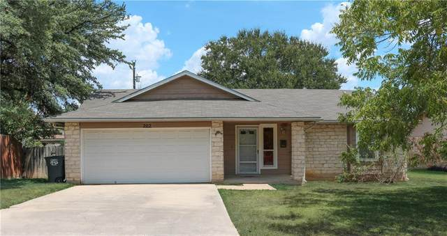 202 Woodstone Dr, Georgetown, TX 78628 (MLS #5189063) :: Brautigan Realty
