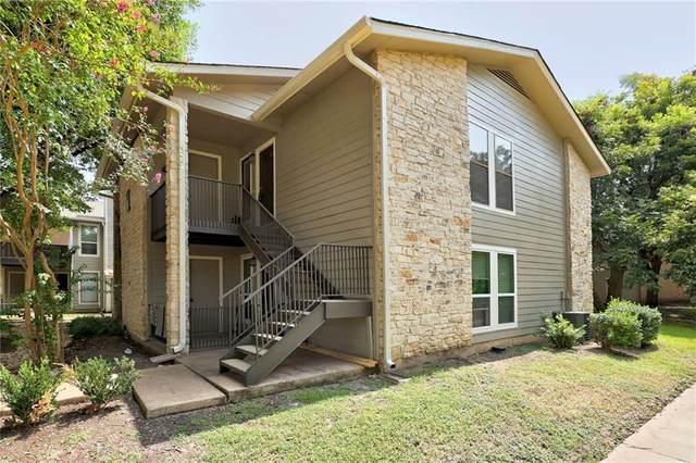 10616 Mellow Meadows Dr 47C, Austin, TX 78750 (#5190508) :: Sunburst Realty