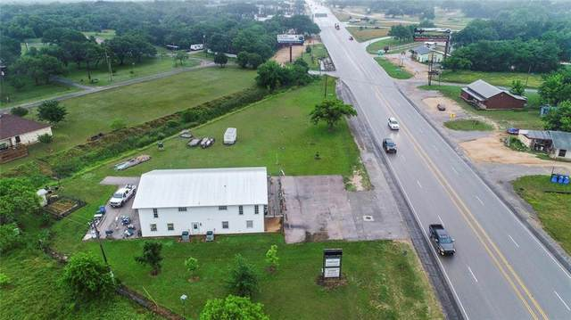 206 N Us Hwy 281, Johnson City, TX 78636 (#5200135) :: Lucido Global