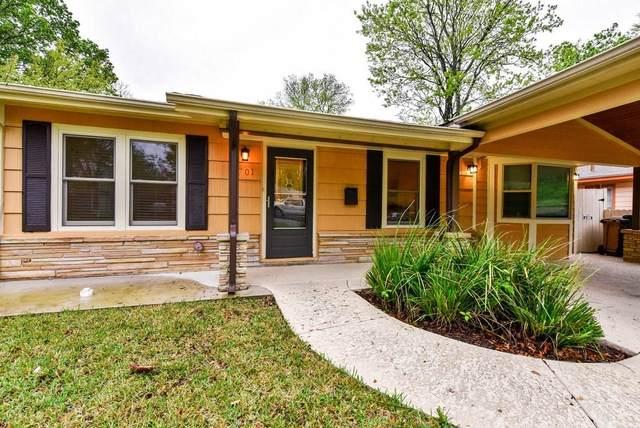 1701 Princeton Ave, Austin, TX 78757 (#5221510) :: Umlauf Properties Group