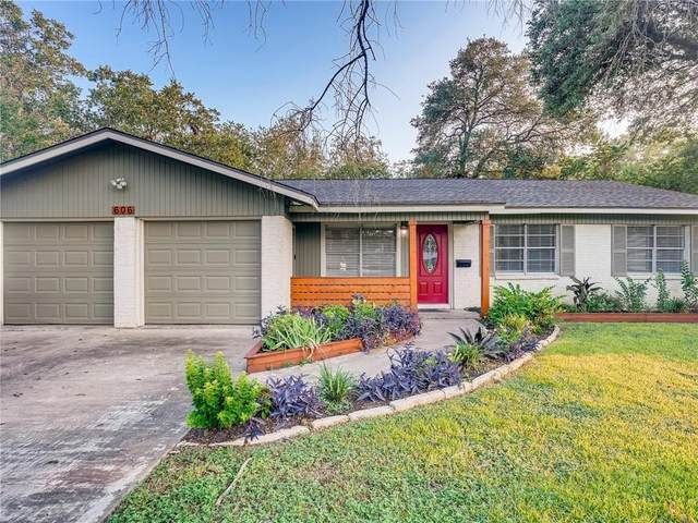 606 E Oak Dr, Round Rock, TX 78664 (#5238652) :: Papasan Real Estate Team @ Keller Williams Realty