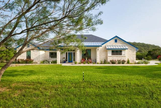 308 Spring Hollow Dr, Bertram, TX 78605 (#5239688) :: The Perry Henderson Group at Berkshire Hathaway Texas Realty