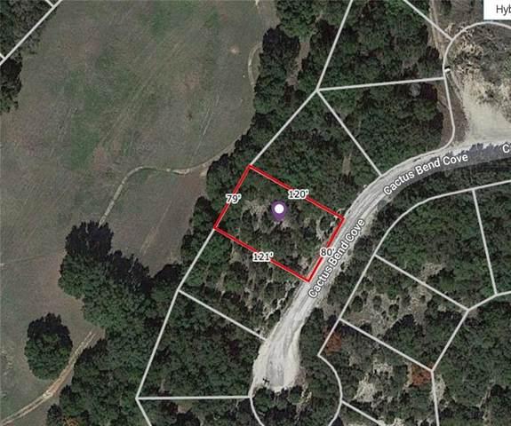8408 Cactus Bend Cv, Lago Vista, TX 78645 (#5244575) :: Azuri Group   All City Real Estate