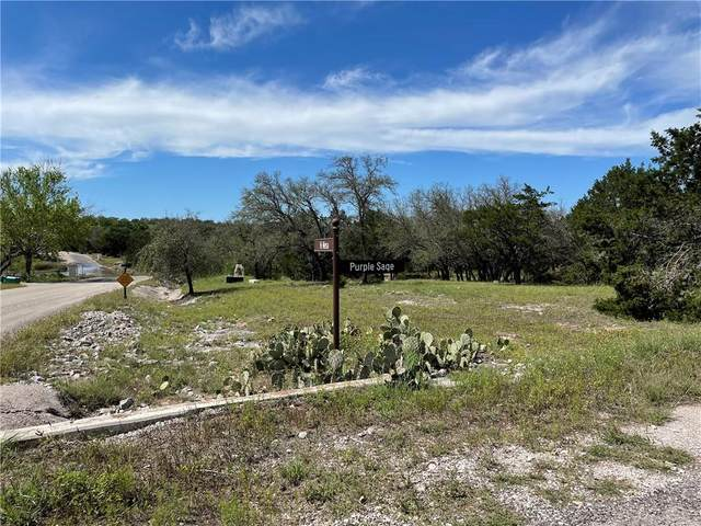 Lot22222 Purple Sage, Horseshoe Bay, TX 78657 (#5258530) :: Azuri Group | All City Real Estate