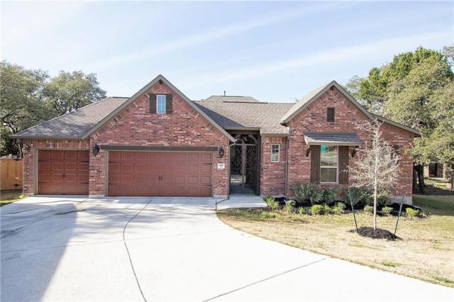200 Lake Rim Cir, Georgetown, TX 78633 (#5264970) :: The ZinaSells Group
