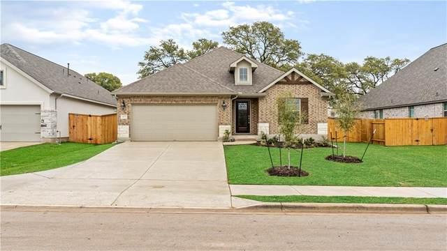 1601 Lakeside Ranch Rd, Georgetown, TX 78633 (#5275726) :: Papasan Real Estate Team @ Keller Williams Realty