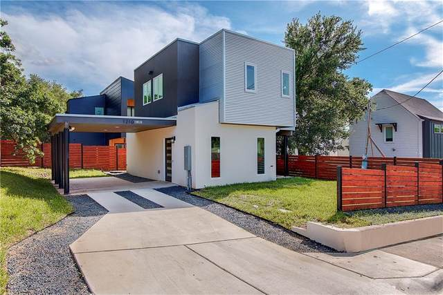 1210 Singleton Ave B, Austin, TX 78702 (#5278337) :: Green City Realty