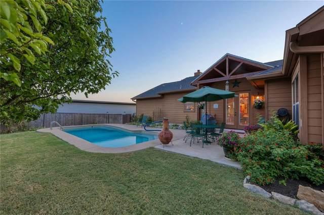 20310 Continental Dr, Lago Vista, TX 78645 (#5291384) :: Papasan Real Estate Team @ Keller Williams Realty