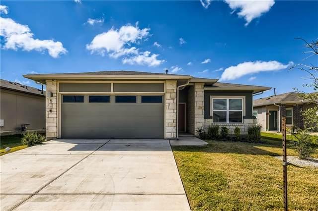 5116 Vanner Path, Georgetown, TX 78626 (#5293574) :: Papasan Real Estate Team @ Keller Williams Realty